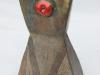 """""""Idol"""" Raku 1100 °C, 35 x 15 x 60 cm"""