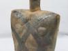 """""""Idol"""" Raku 1100 °C, 38 x 15 x 70 cm"""
