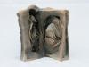 """""""Geheimnis"""" Raku 1100 °C, 35 x 18 x 38 cm"""